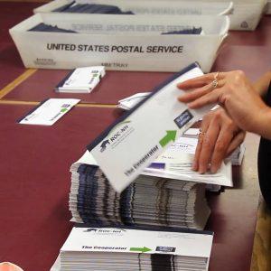 mail handwork services