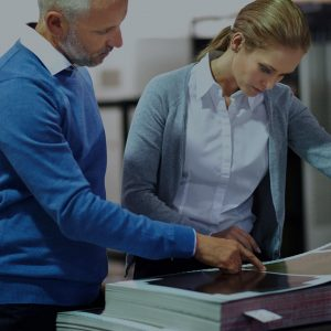 Mail support solutions for printing companies